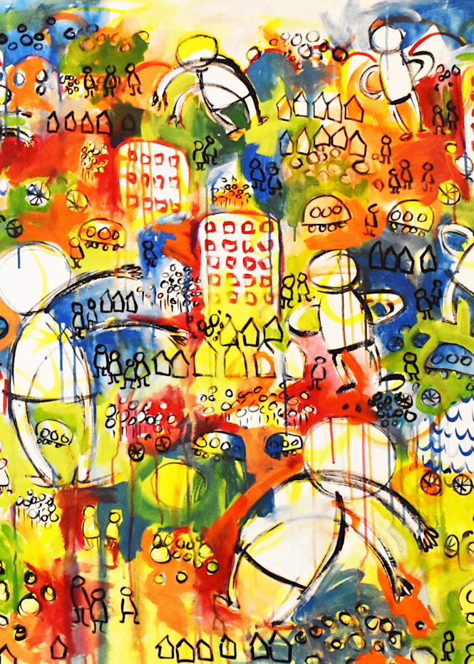 Breathe Art | eddie hamilton art