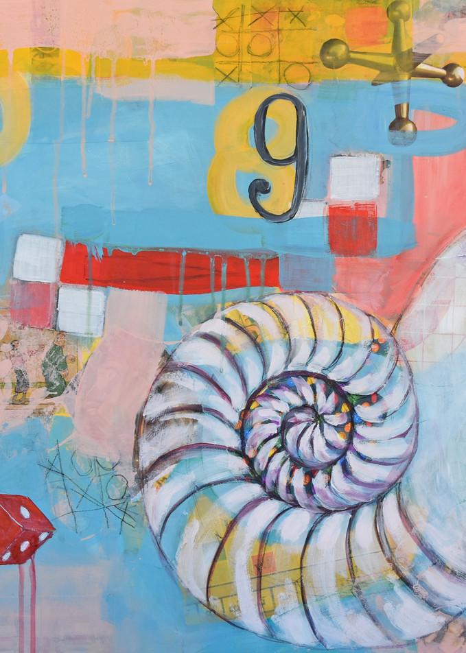 Shell Game Art | KnottJust Art