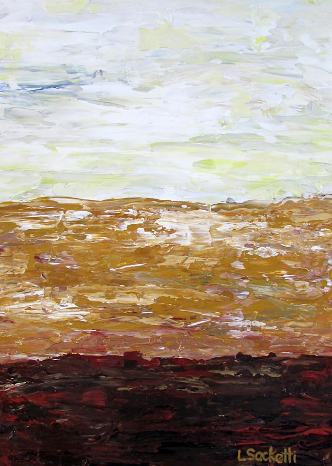 Desert Scape Art | Linda Sacketti