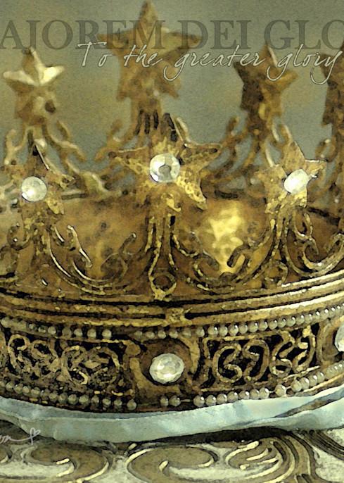 Gold Crown Art