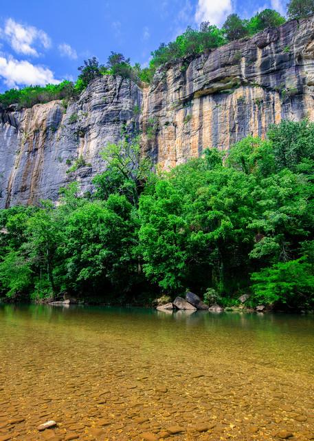 Bluffs of the Buffalo River - Ozark Mountains fine-art photography prints