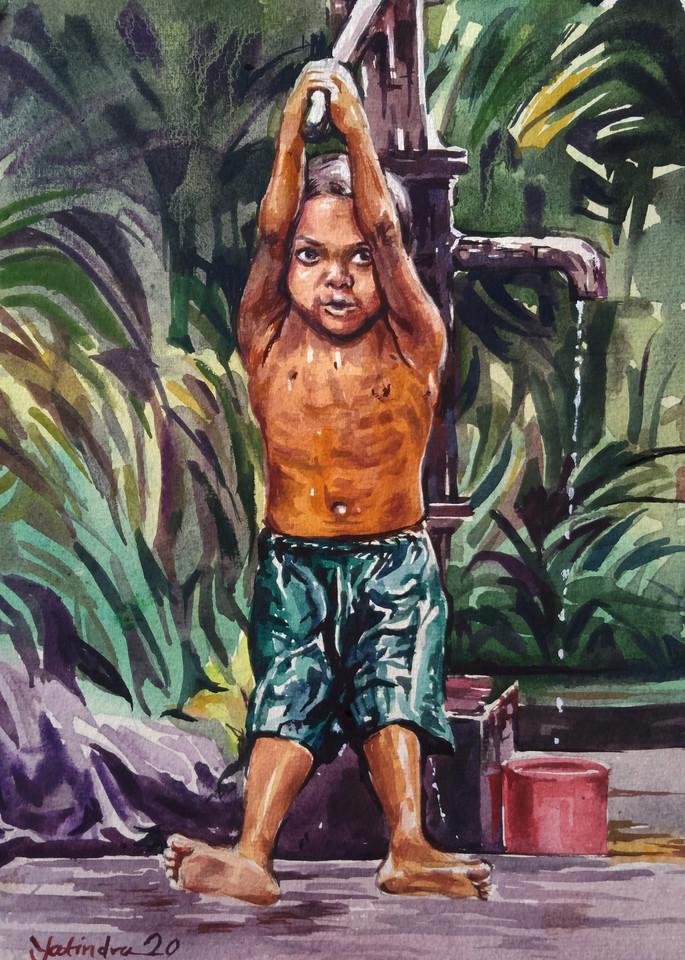 Play Boy Art | Art Impact® International Inc