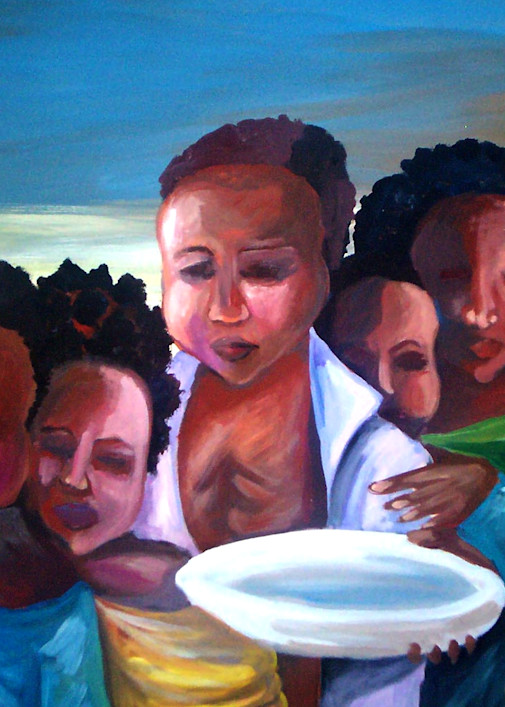 Children's Hunger Art   Art Impact® International Inc
