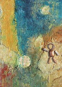 Journey In A Child's Mind Art   Art Impact® International Inc