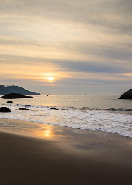 San Francisco Beach Sunset