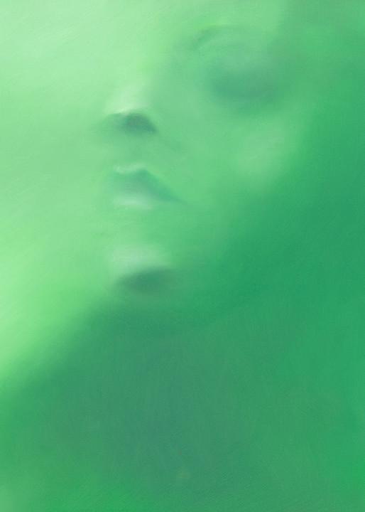 Marsha Carrington minimalist figurative print