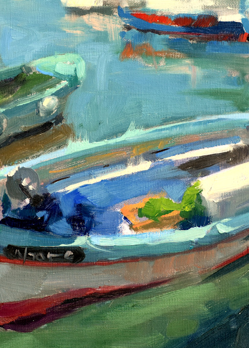 Emerald Waters Art | robincaspari