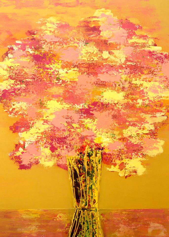 Golden Bloom  Art | benbonart