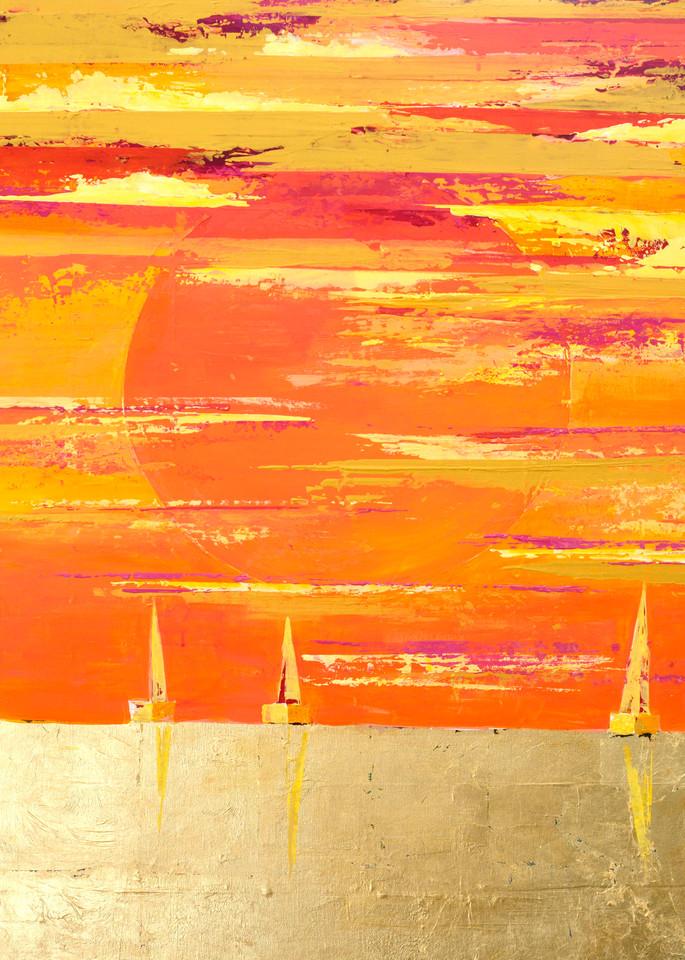 Sailing Sun Art | benbonart
