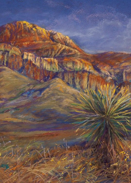 Lindy Cook Severns Art | The Colors of Time, print