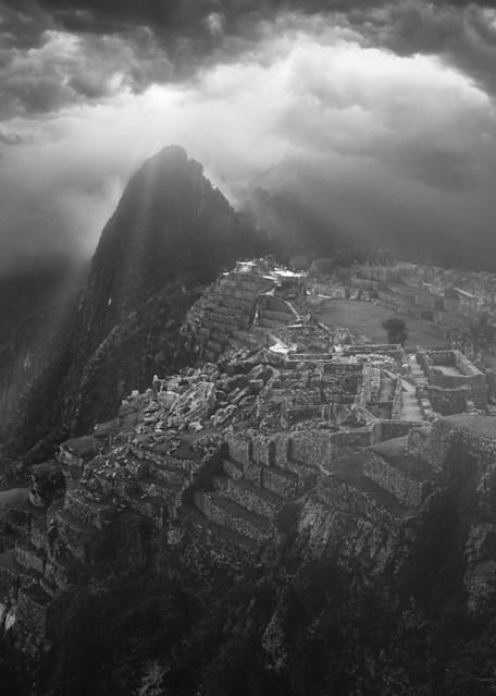 Harv Greenberg Photography - Midnight Atop Machu Picchu