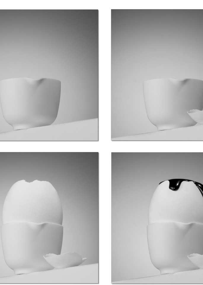 Oil in the Egg - Christian Redermayer Photography