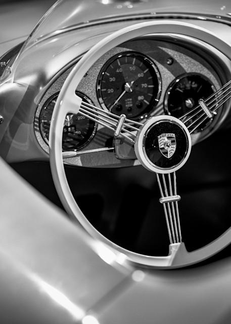Harv Greenberg Photography - 1955 Porsche 550 Spyder I