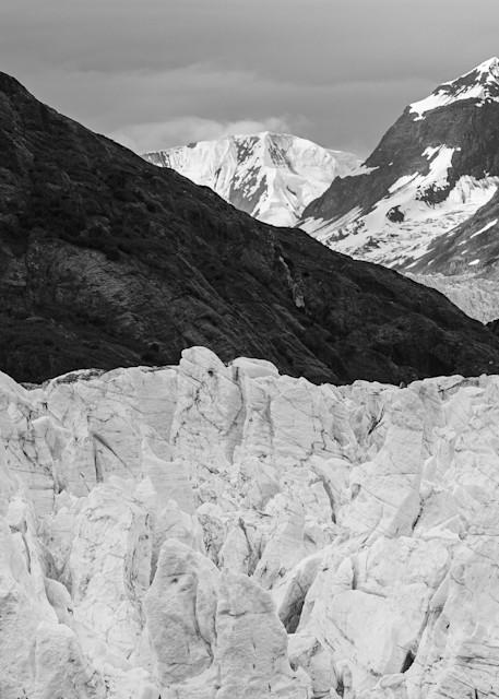 Glaciers And Mountains Alaska Photography Art | Leiken Photography