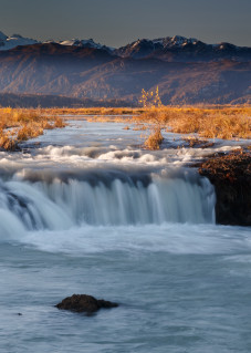 Shangrila Falls Pano