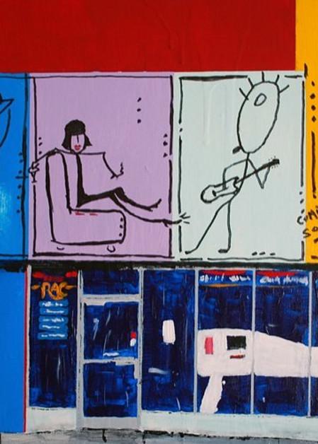 7th & State Art | Jerry Hardesty Studio