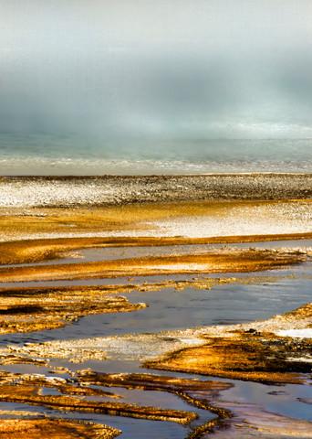 Black Sand Basin Photography Art | Felice Willat Photography