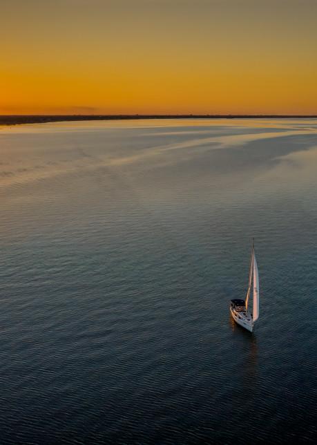 Adelaide Sail Boat, Sailing Out of Kemah, Texas