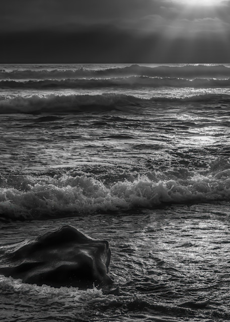 Apparition Of A Surfer Photography Art | Rinenbach Photography