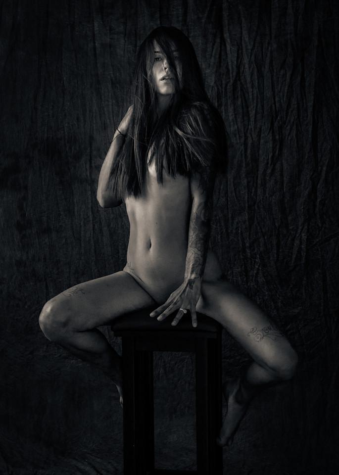 Portrait Of Hydee Photography Art | Dan Katz, Inc.