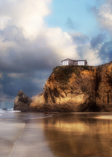Home With A View Photography Art | Mindy Fine Art Photography