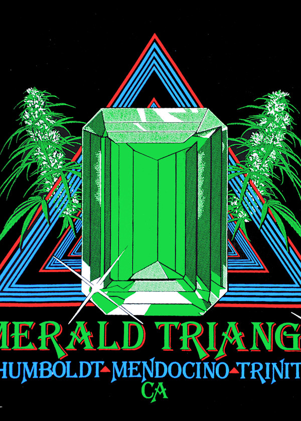 The Emerald Triangle Art | Randy Johnson Art and Photography