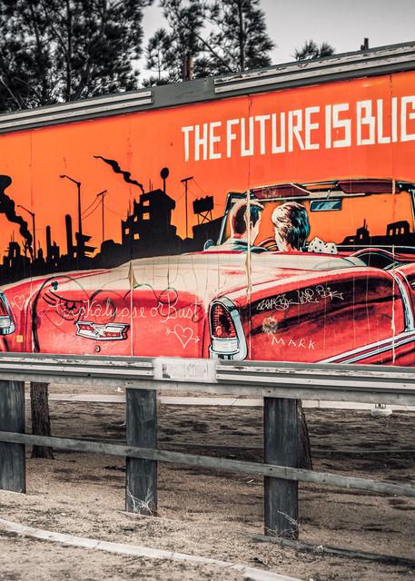 The Future Is Blight Photography Art | Harry John Kerker Photo Artist
