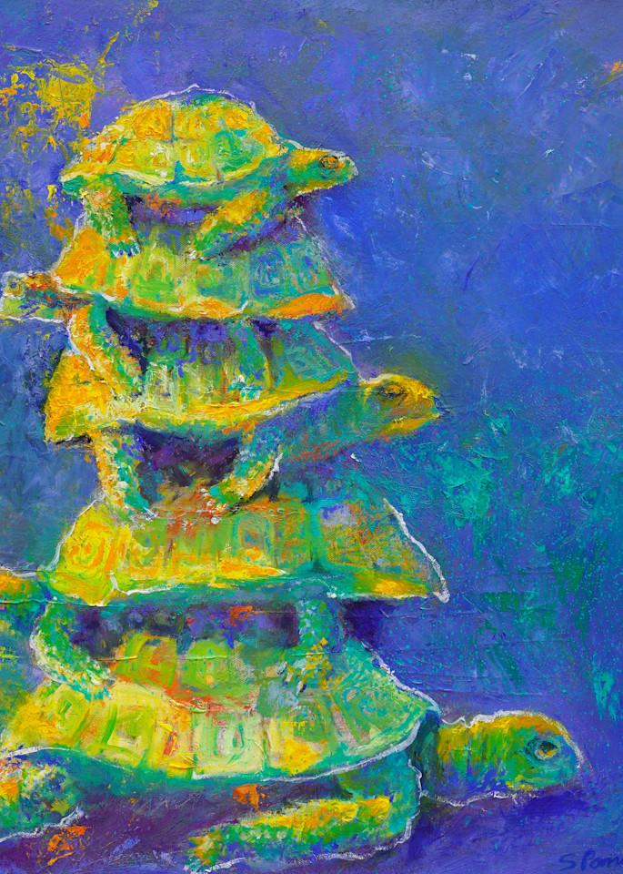Mackinac Island Turtles