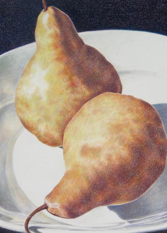 Two Pears Art   ebaumeistermcintyre