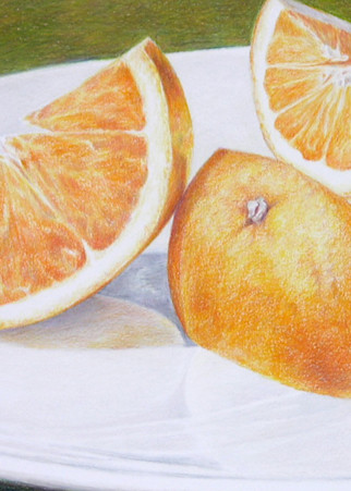 Oranges Iii Art   ebaumeistermcintyre