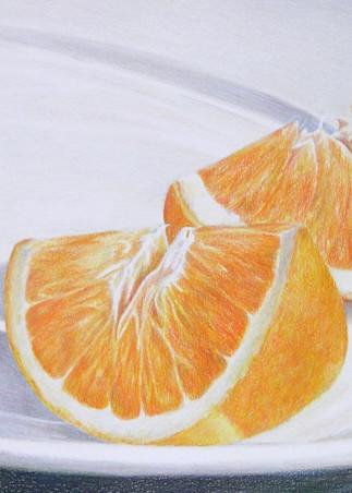 Oranges Ii Art   ebaumeistermcintyre