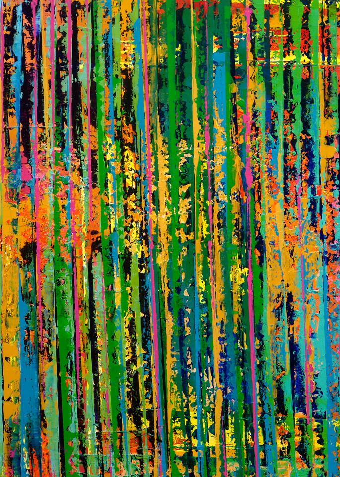 Rain Forest  Art   benbonart