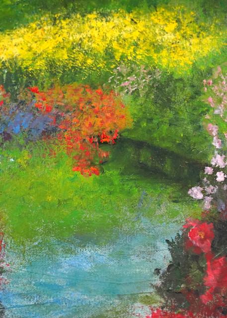 Secret Garden Detail 1 Art   S Pominville