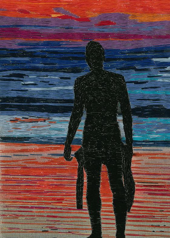 Silhouette Web Art | David Poyant Paintings