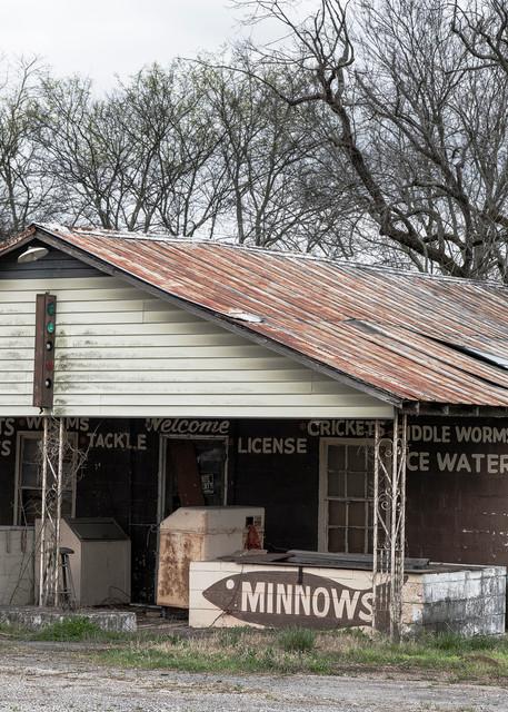 Putman's One-Stop Bait Shop - Alabama fine-art photography prints