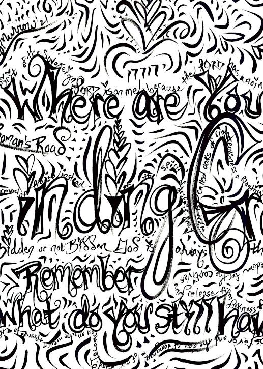Finding Grace Art | COLORME Art Spa