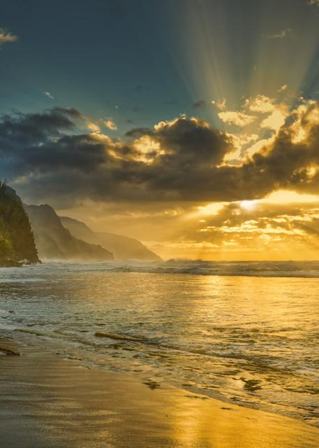 Harv Greenberg Photography - Na Pali Sunset