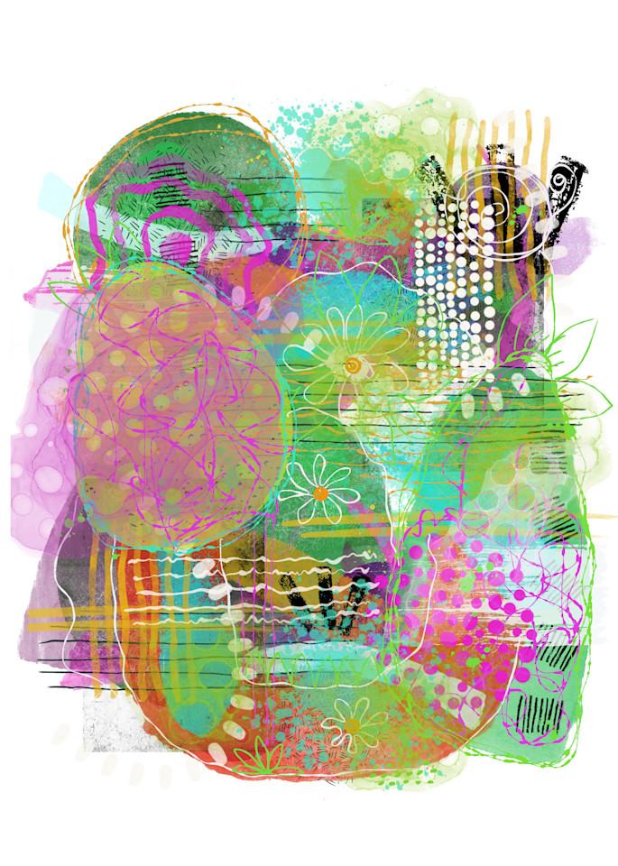 Spring Abstract 2 Art   Lynne Medsker Art & Photography, LLC