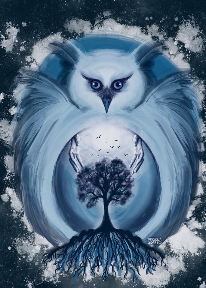 Spirit Bird Art | Priscila Soares