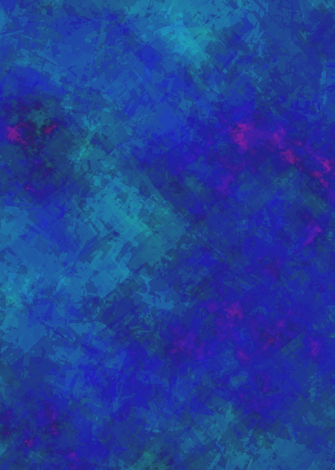 Love Blue Art | Between Art and Science