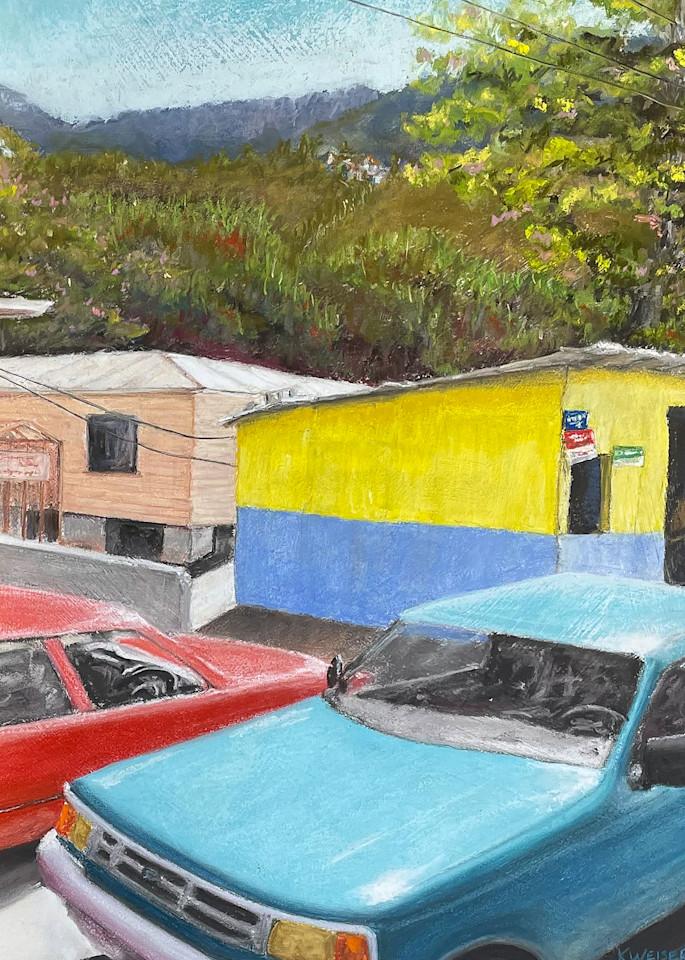 Local Jamaica Art | Kurt A. Weiser Fine Art