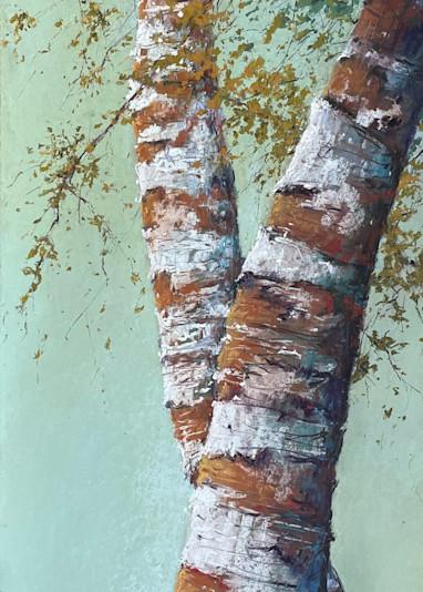 Portrait Of Betula Art | Kurt A. Weiser Fine Art