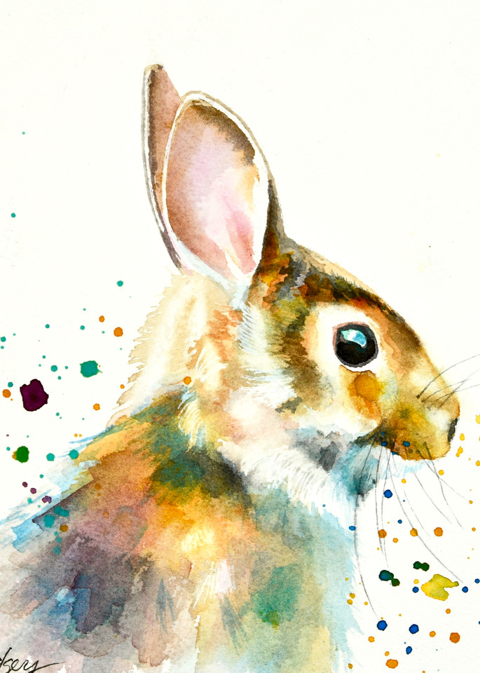 Hoppy Spring Art | Katherine Rodgers Fine Art