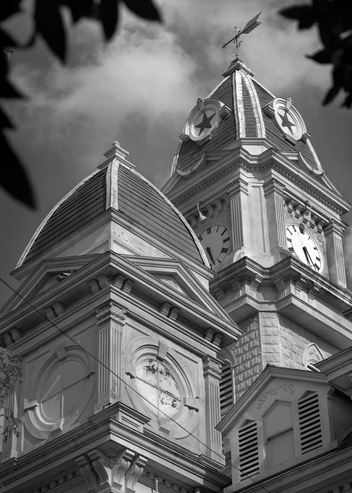Caldwell County Courthouse, Lockhart, Texas  Photography Art | Rick Gardner Photography