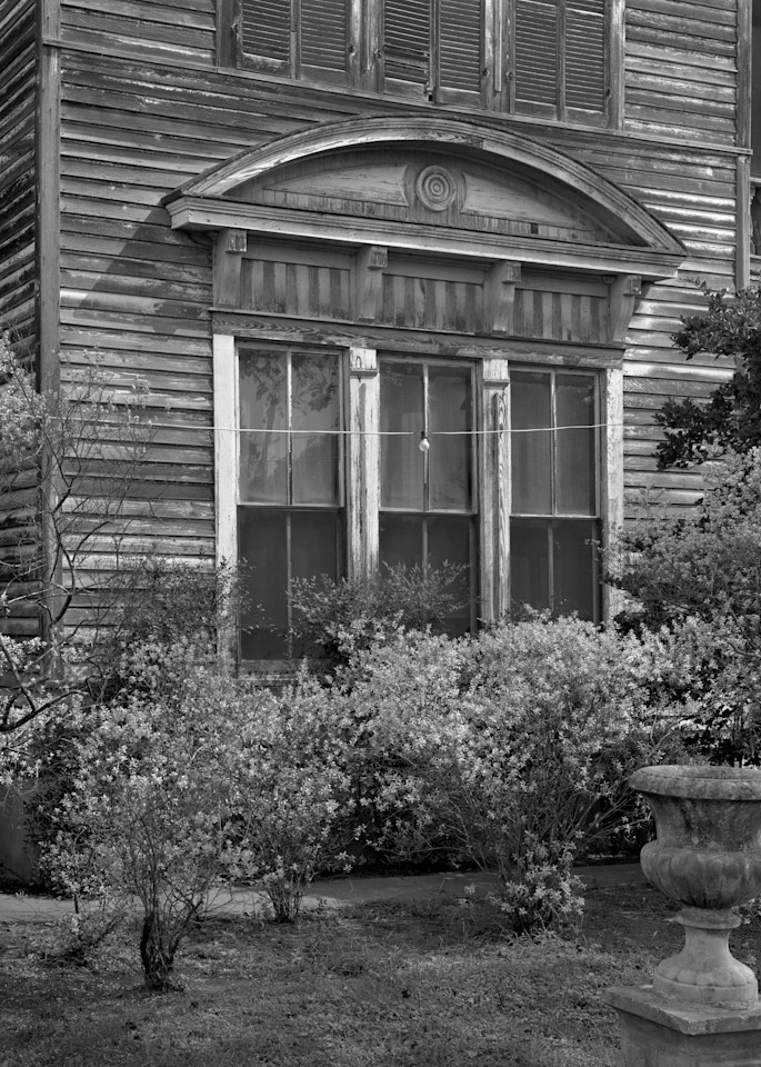 Th Spooner House,1874, Gonzales, Texas Photography Art   Rick Gardner Photography