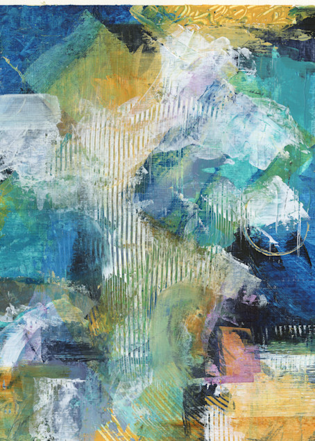 Abstract Composition Art | Authentic Soul Studio