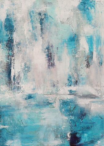 Ice Caves  Art | Authentic Soul Studio