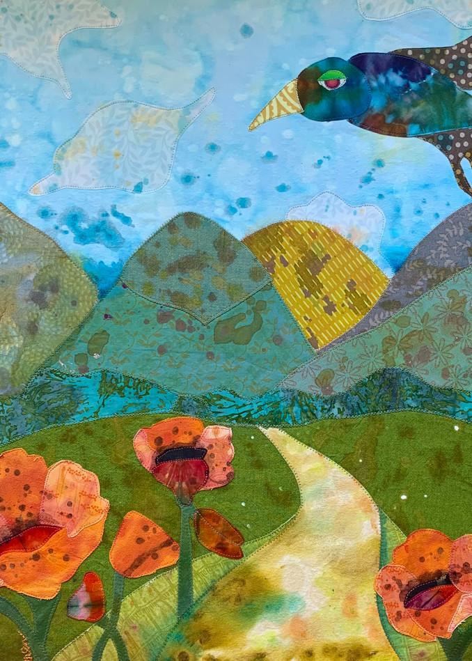 California Poppies  Art | Karen Payton Art