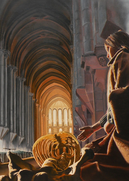The Cathedral - Prints