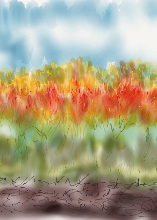 Lu Redhot 01 Art | ART By George!